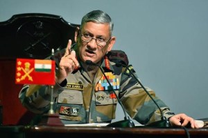 Indian Army Chief 'Provoking War': Pakistan