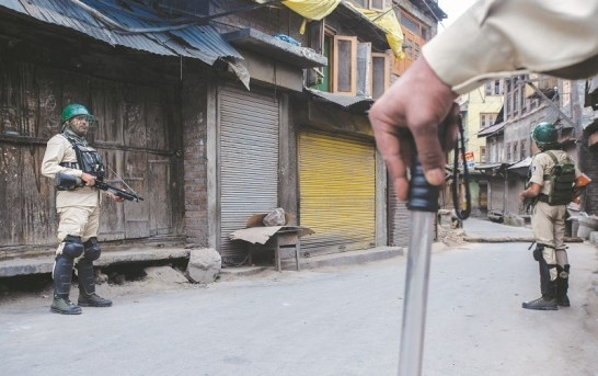 Kashmir: Schrödinger's Cat