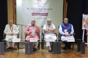 Alley Kashmiri Fear of Losing Land, Jobs: RSS Chief