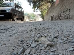 Kashmir Staring At Bumpy Road As Constructions Come to a Halt