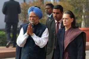 Sonia, Singh Meet Chidambaram In Tihar