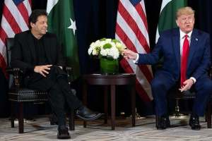 Imran Khan, Trump Discuss Kashmir During Telephonic Conversation