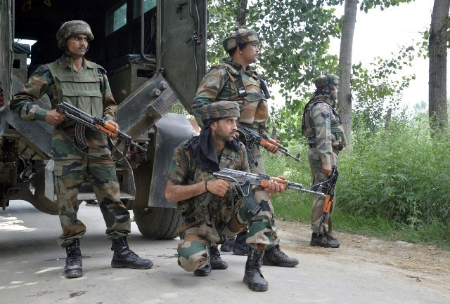 Militant Killed In Ganderbal Gunfight