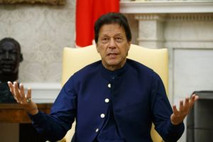 It Is A 'Jihad', Says Imran On Kashmir After Returning From US
