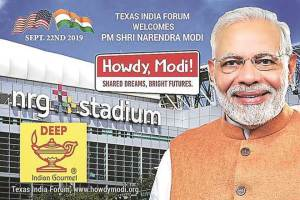 Houston Gears Up for 'Howdy Modi' Event