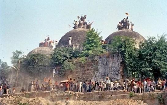 Babri Masjid Demolition Was Violation Of Law, Says SC