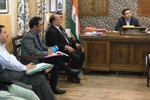 Intelligent 3D Mapping for Solving Srinagar Drainage Problems