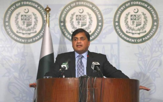 Pak Rejects Reports About Indian Army Targeting Militant Camps