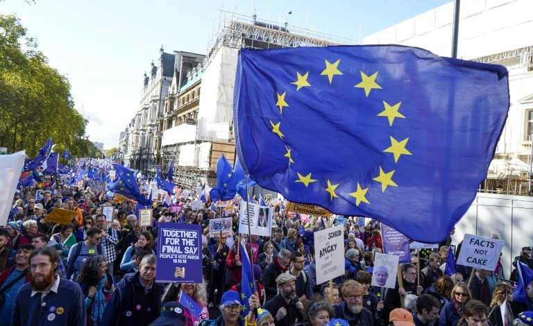 EU Agrees New January 31 Brexit Deadline; UK Not Leaving On Oct 31