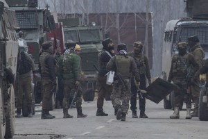 Kashmir Records Highest Casualty Figure in 5 Years: MHA