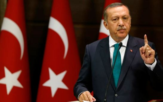 Erdogan Threatens To Restart Syria Operation If Deal Not Respected