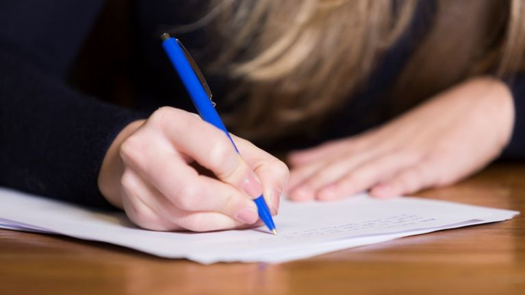 Private Schools Hold Exams