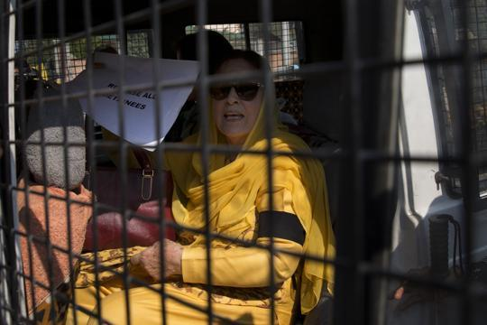 Women Protesting Art 370 Revocation Detained