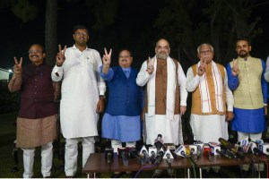 Haryana: BJP Forges Alliance With JJP, Dushyant Likely To Be Dy CM