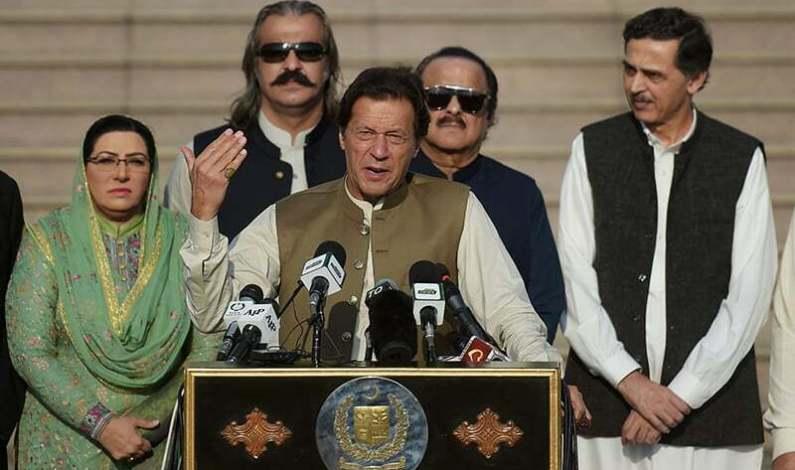 Modi Is Riding A Tiger: Imran Khan