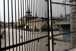 Jamia Masjid Remains Locked For Record 18th Friday