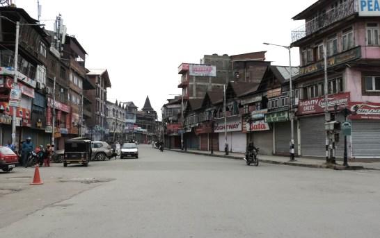 Shutdown Completes 100 Days In Kashmir