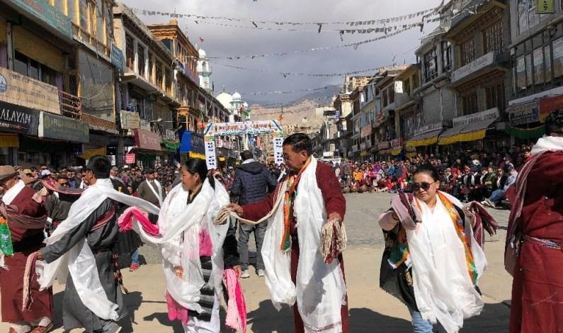 Ladakh UT Formation: Leh Celebrates; Kargil Observes Black Day