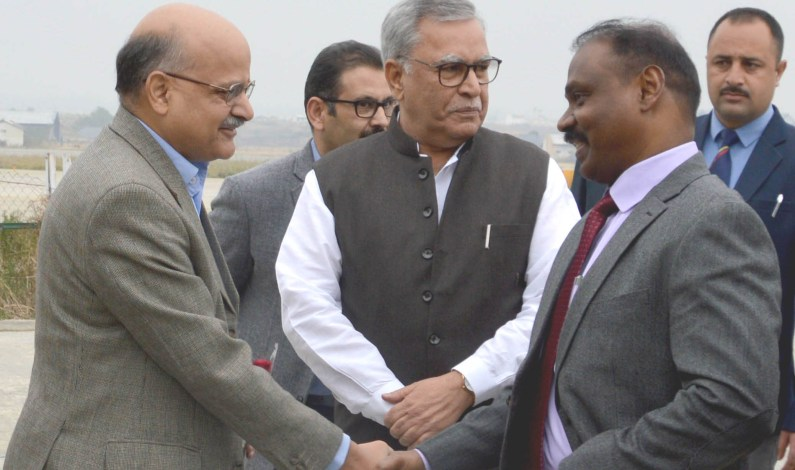 Central Rule To Continue In J&K Through LG