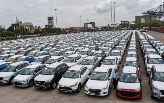 Passenger Vehicle Sales Drop 24 Per Cent In September