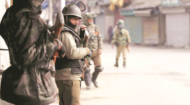 Police, Law & Order To Be Under Centre In New UT of JK