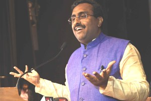 Madhav to Mainstream: 'Stop Mourning, Article 370 Has Gone'