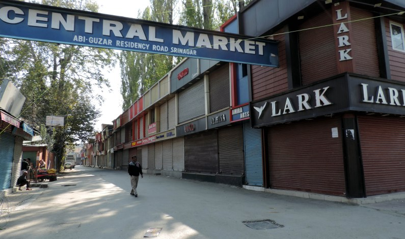 Kashmir Businesses Suffer Rs 10,000-Crore Hit