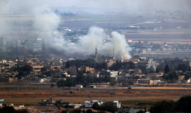 Russia Offers To Mediate In Syria, Asserting Its Role
