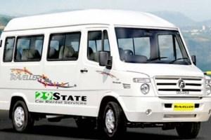 Top 5 Tempo Traveler Services In Delhi