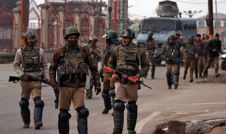 Additional Troops Begin To Withdraw From Kashmir