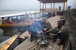 Srinagar Records Coldest Night Of Season So Far