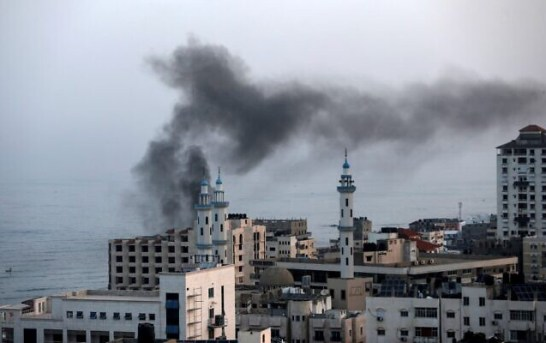 Gaza Flare-Up: Death Toll From Israeli Airstrikes Surges To 32
