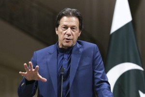 Imran Blames India for Attack on Pak Stock Exchange