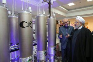 Iran Announces Sharp Rise In Enriched Uranium Production