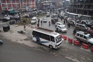 Transport Service Resumes In Civil Lines, Shops Close For 2nd Half
