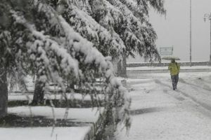Weatherman Predicts Snowfall In Next 24 Hours