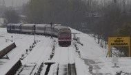 Train Service Resumes Partially In Kashmir Valley