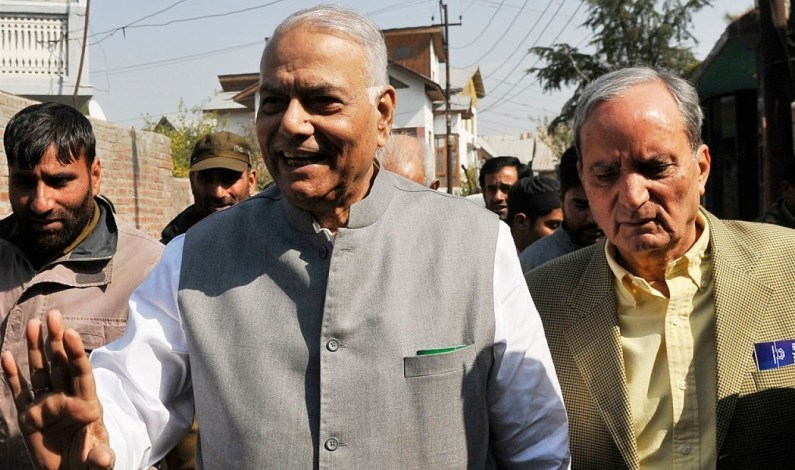 Sinha Led Group To Visit Kashmir