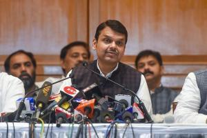Maha Drama: Fadnavis Makes Way For Sena-NCP-Cong Combine