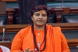Pragya Refers To Nathuram Godse As