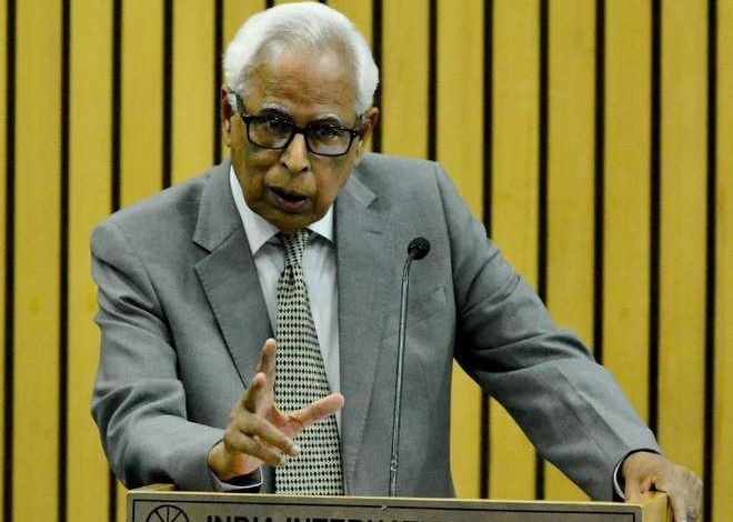 Academic Loss Huge In JK: Former Governor Vohra