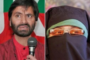 J&K Admin Accords Sanction To Prosecute Malik, Asiya