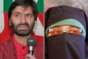 J&K Admin Accords Sanction To Prosecute Malik, Asiya