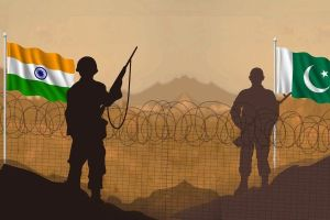 Indo, Pak Troops Trade Fire On LoC, Civilian Killed