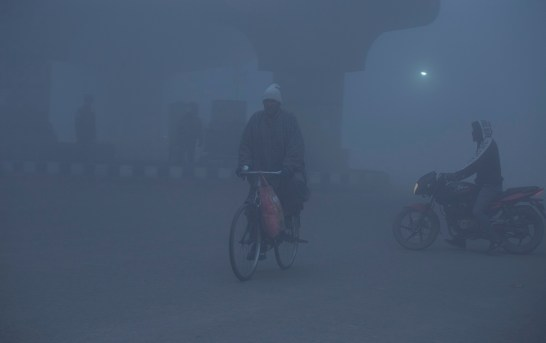 Fog Shuts Srinagar Airport, All Flights Cancelled