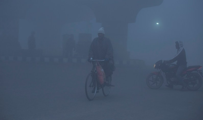 Fog Affects Air Traffic For Fifth Straight Day