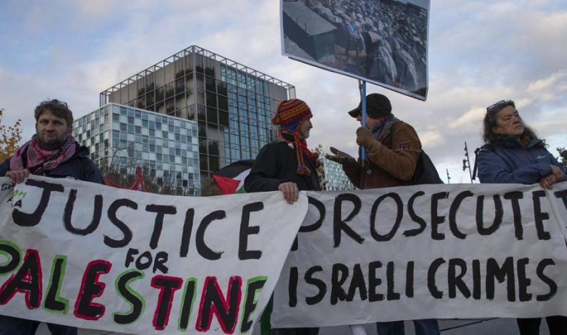 ICC To Probe 'War Crimes' In Palestinian Territories