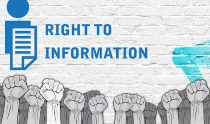 All Appeals, Complaints Pending Under RTI In JK To Be Dealt By CIC: Govt