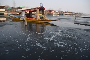 Srinagar Shivers At Minus 6.2 Degrees Celsius