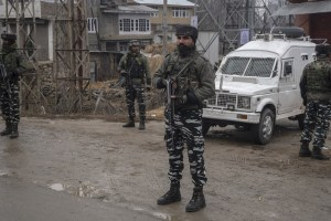 South Kashmir: Militant Killed, Soldier Injured In Arwani Gunfight